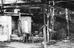 Abandoned & Rare Shops in Austria and Israel. - Camera: Nikon FE. Film: Kodak Tri-X 400 @ 3200.
