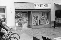 Abandoned & Rare Shops in Austria and Israel. - Camera: Zorki 1. Film: Kodak Tri-X 400.