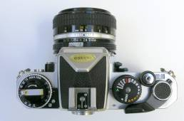Nikon FE2 35mm Film Photography Camera.