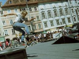 Skate, Spray or Die